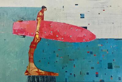 Sherri Belassen, 'Surf Rosé', 2018