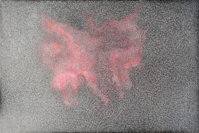 Shi Jindian 师进滇, 'Superposition of Line 3', 2015