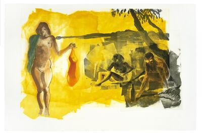 Eric Fischl, 'Beach Scene: Rays', 1989