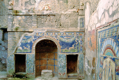 'House of Neptune and Amphitrite ', ca. 20 A.D.