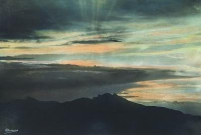 Manuel Ramos, 'Landscape', ca. 1930