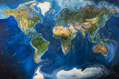 Sarah Olson, 'EARTHTIME: Earth present, #1 Anthropocene Epoch of the Quaternary Period', 2019