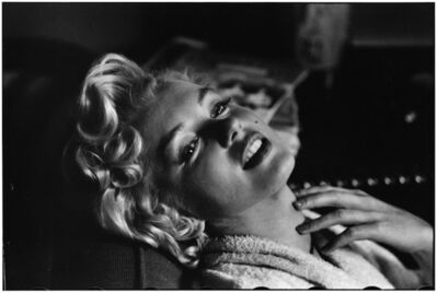 Elliott Erwitt, '17. New York. (Marilyn Monroe)', 1954