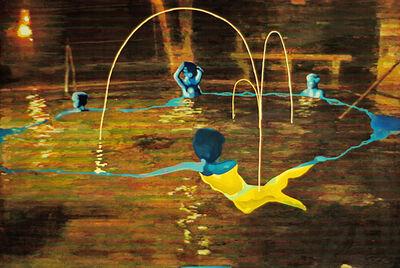 Melissa Furness, 'Nocturnal Walk', 2004
