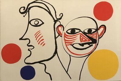 Alexander Calder, 'Derriere le Miroir #212', 1975