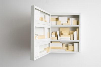 Rachel Whiteread, 'Cabinet X', 2007