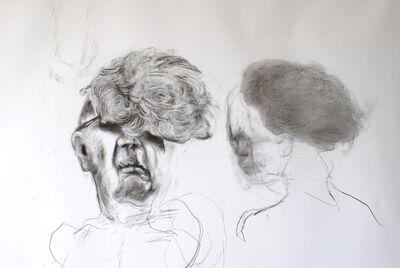 Mark Dubner, 'Wigs 3', 2018