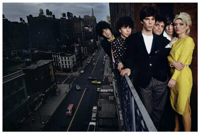 "Norman Seeff, 'Blondie, New York, ""Chelsea Hotel Color""', 1979"