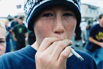Ed Templeton, 'Teen Smoker Reno Nevada', 1997