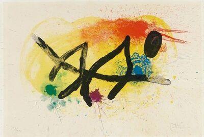 Joan Miró, 'Oeuvre Gravé-céramiques ', 1961