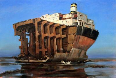 Jorg Dubin, 'Remnant', 2016