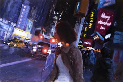 "Junyi Liu, '""The City that Never Sleeps""', 2019"