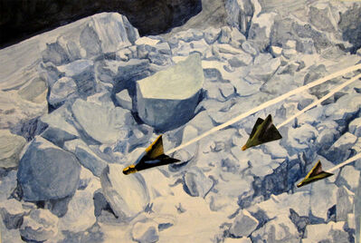 "Kai Schiemenz, 'Ohne Titel No. 2 from ""the suspended emperor of splendor""', 2005"