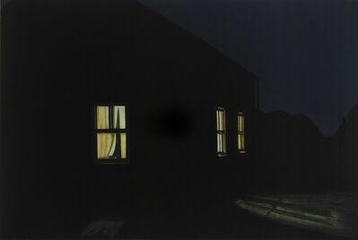 Lois Dodd, 'Night House', 2009