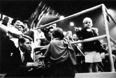 Cornell Capa, 'Democratic National Convention, July 14th, 1960', 1960