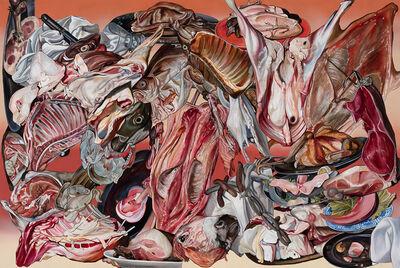 Melissa Furness, 'You're dead meat ', 2019