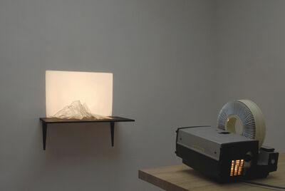 Francisco Ugarte, 'Montañas de luz / Light Mountains', 2012