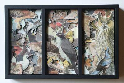 Tony Dagradi, 'The Birds (1936)', 2018