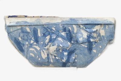 James Castle, 'Untitled (Blue Bowl Construction)', n.d.