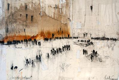Gustavo Diaz Sosa, 'Éxodos del nuevo milenio', 2013