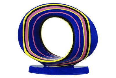 Miki, 'Cuántica (Rainbow Blue)', 2016