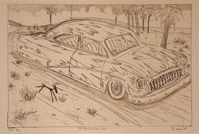 """Gilbert """"Magú"""" Luján, '50 Ford de Ese Eme', 1989"""