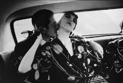 Dennis Hopper, 'Irving Blum and Peggy Moffitt', 1964