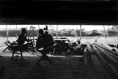 Loke Hong Seng, 'The Resignation of Yesterday's Boatmen', 1980