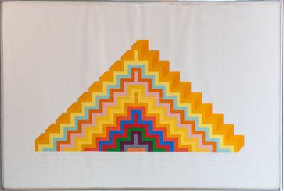 Joe Tilson, 'Ziggurat 5', 1966