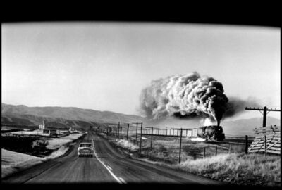 Elliott Erwitt, 'Wyoming ', 1954