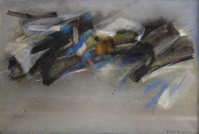 Yvette Achkar, 'Untitled composition VI', 1969