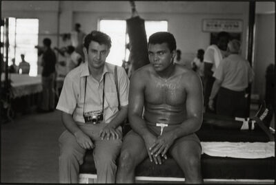 Danny Lyon, 'Fifth Street Gym, Miami', 1970