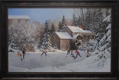 Douglas R. Laird, 'Old Mill  Hockey', 2019