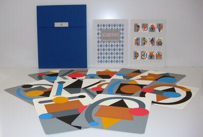 Vicente Rojo, 'Juego de cartas para niños', 1932-2020