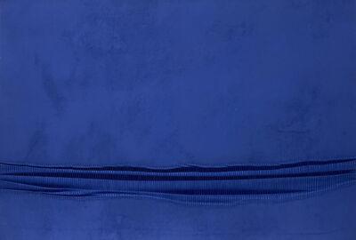 Sidival Fila, 'Metafora Blue Cobalto 152', 2019