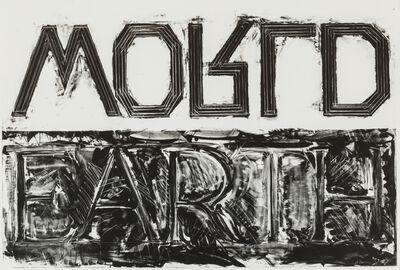 Bruce Nauman, 'Earth-World ', 1985