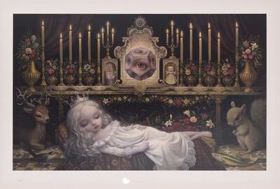 Mark Ryden, 'Awakening the Moon', 2014