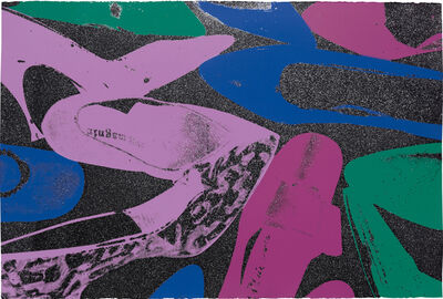 Andy Warhol, 'Shoes ', 1980