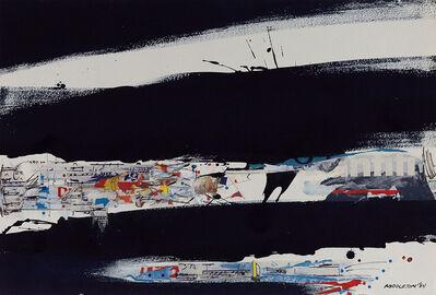 Sam Middleton, 'Nocturnal Beat', 1984