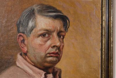 Giorgio de Chirico, 'Self portrait', 1934