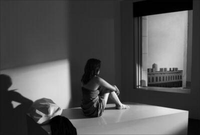 Flor Garduño, 'Amanecer d'après Hopper', 2009