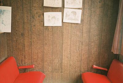 Lorena Lohr, 'Untitled (Red Salon)', 2014