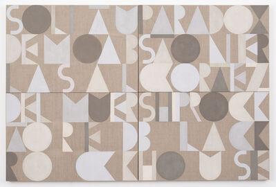 Evan Hecox, 'Four Corners', 2015