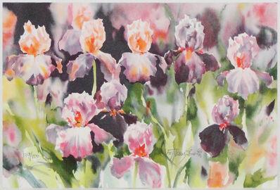 David Fu-Ji Tsang, 'Untitled (Orchids)', End of 20th century-Early 21th century