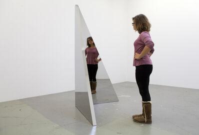 Jeppe Hein, 'Geometric Mirrors IV', 2017