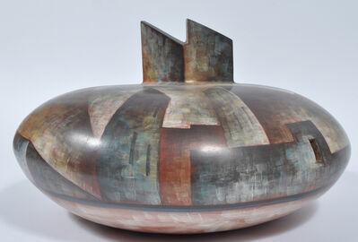 Lidya Buzio, 'Roofscape VII', 1985