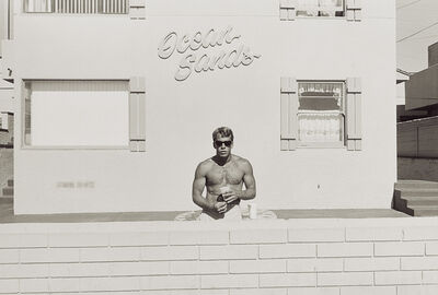 Henry Wessel, 'Southern California', 1985