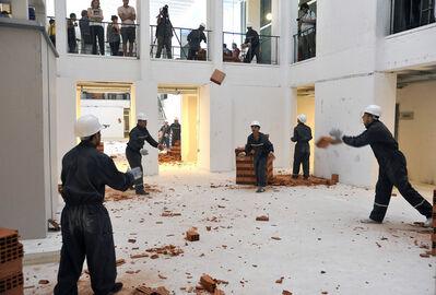 Héctor Zamora, 'Material Inconstancy, Istambul', 2013