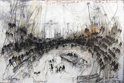 Gustavo Diaz Sosa, 'El proceso según cuenta K', 2014