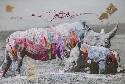 Arno Elias, 'Rhino Love', 2019